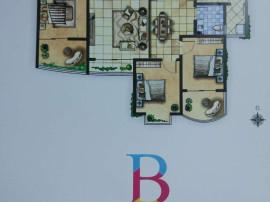 东高新 **房 悦城 3室2厅1卫 95.9㎡