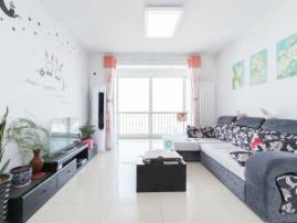 为你而选为你为家 燕京航城次顶层三居室满两年,双卧室朝南,客厅落地窗