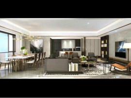 国际公寓 融创中心  超级精装修  融创自持物业