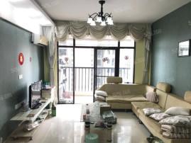 凤岭山语城三居整租,家私齐全拎包入住,看房方便采光好视野开阔